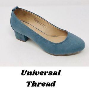 New! Universal Thread Blue Lenora Pumps 8.5W- Wide